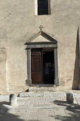 Porte entrée