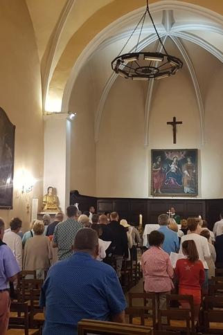 Interieur de l'église