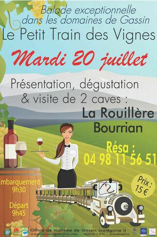 Dégustation au Domaine de La Rouillère