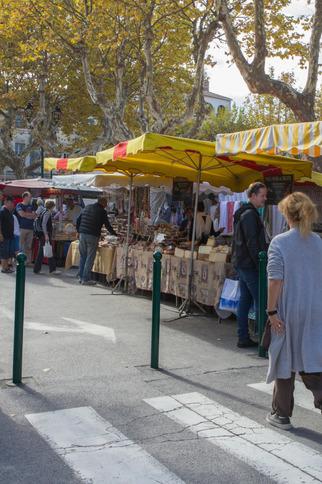 marché - Saint-Tropez
