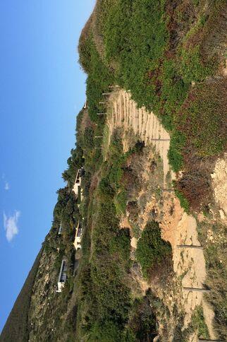 Sentier de l'Escalet à Cap Taillat