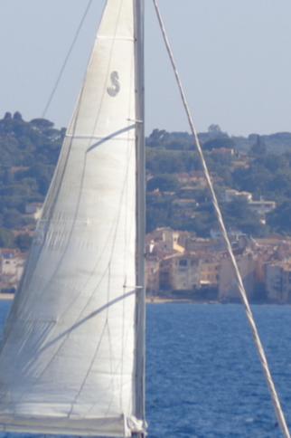 Appartement vue mer et port