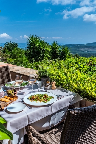 Restaurant Le Bello Visto - Gassin https://gassin.eu