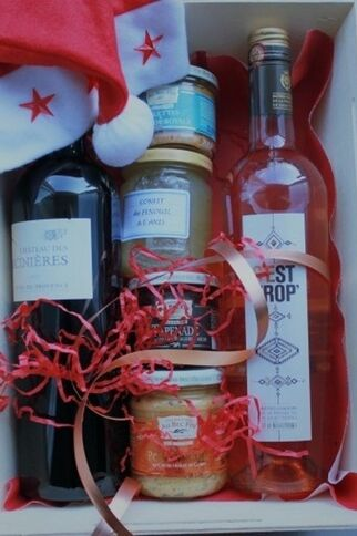 Beyond the Wine - coffret de Noël