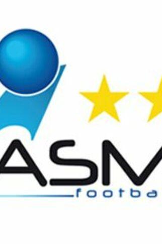 Stage football logo ASM