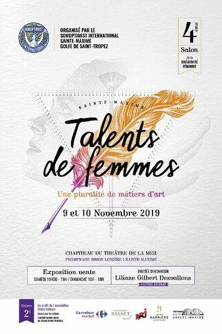 Affiche Talents de Femmes