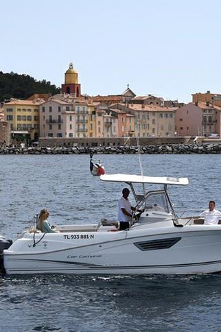 Taxi Bateau le Marlin 3