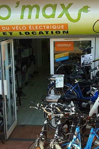 Magasin location vélo