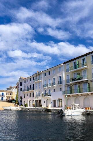 Port Grimaud, la cité lacustre